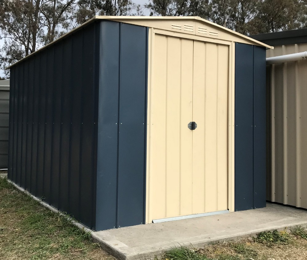 Garden Shed Install
